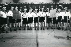 Kappensitzung 1986 Schafskopf, Heinz Israel