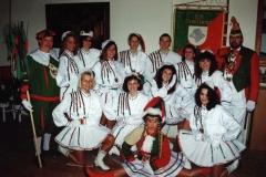 Tanzgarde Schafskopf 1994