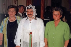 Taufe Spettmann mit Paten