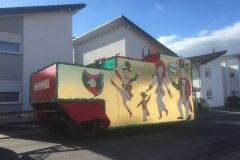 2018 Motivwagen Schafskopf
